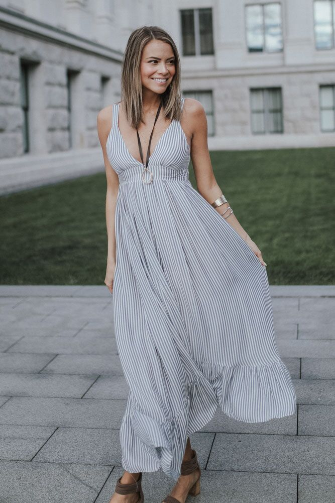 Sun Kissed High-Low Dress