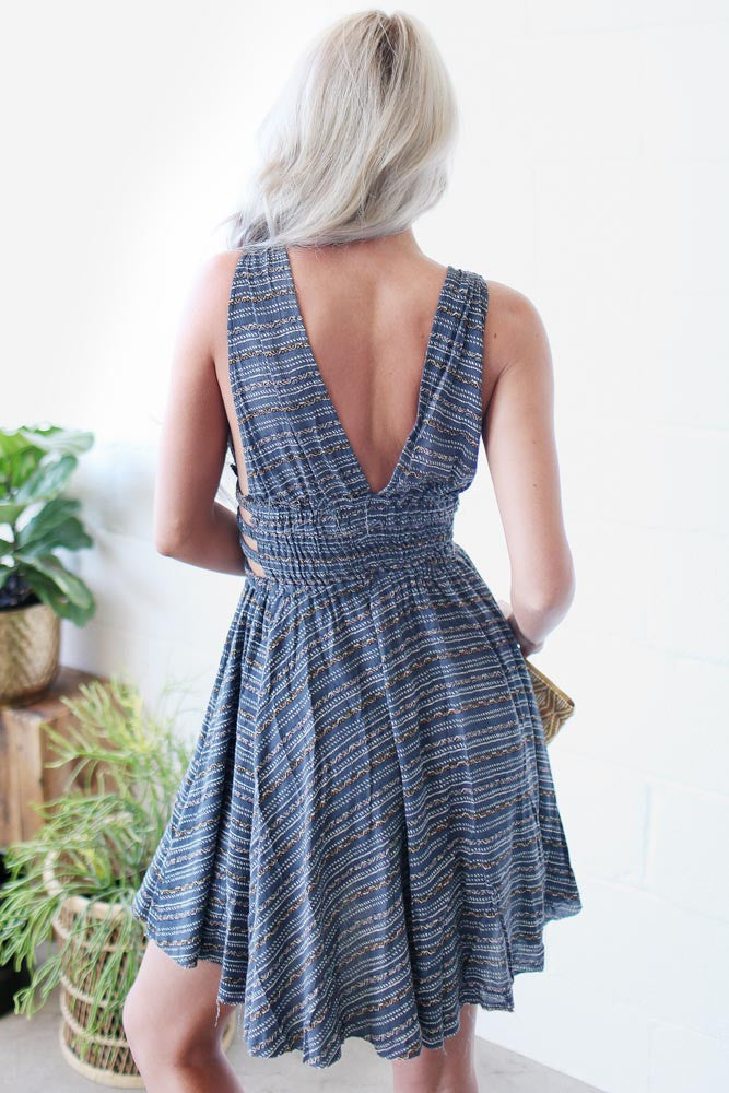 Adventures In Cayo Dress - Bohme