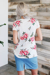 The Summer Garden Top