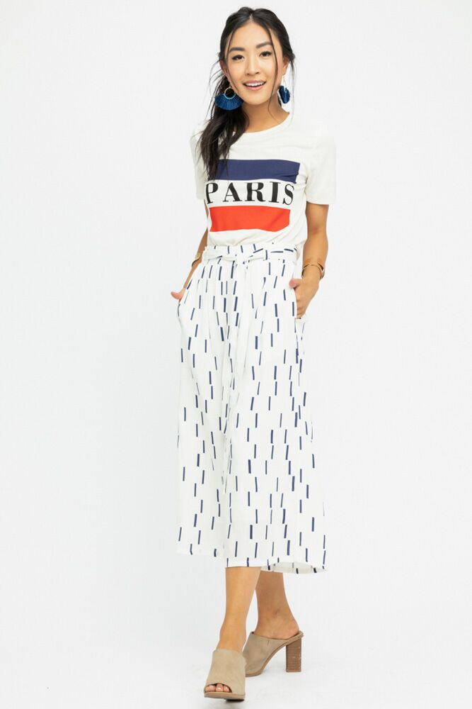 Paris Graphic Tee