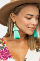 Tulsa Tassel Earrings