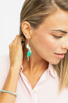 Terra Tassel Earrings - Bohme