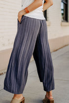 Westly Wide Leg Crop Pants