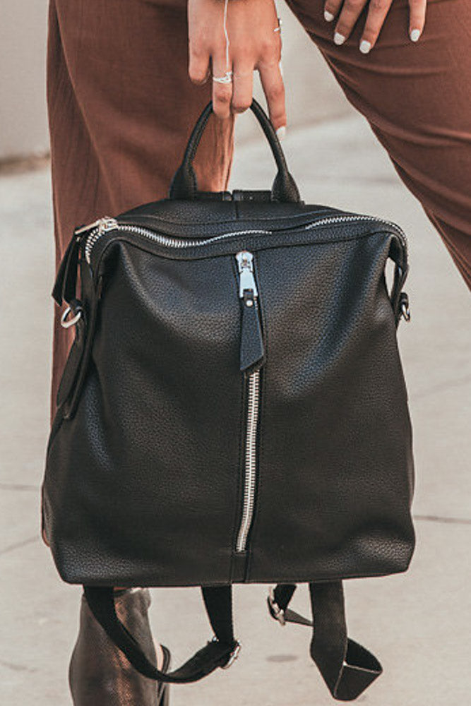 Thoma Backpack in Black
