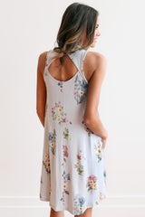 The Floral Infused Tea Dress