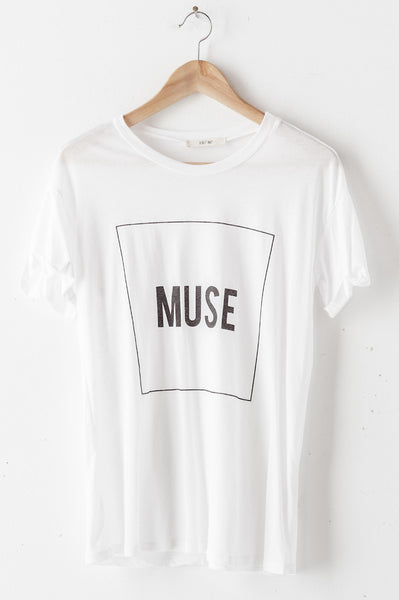 Muse Graphic Tee