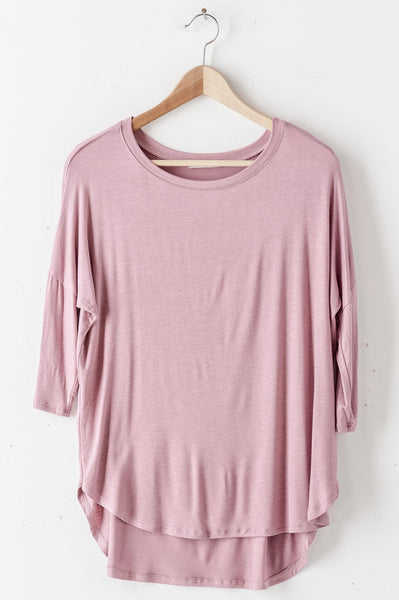 Dolman Sleeve Top