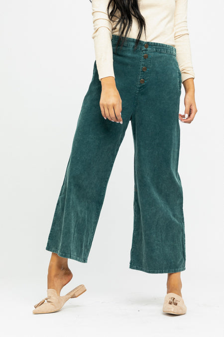 Oh So Groovy Wide Leg Pants