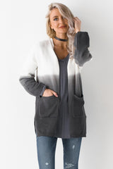 Knit Ombre Cardigan