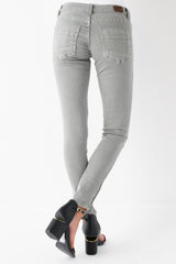 Tulip Fields Of Pear Skinny Jeans
