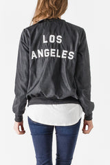 With Love From: 'New York' To: 'Los Angeles' Bomber Jackets