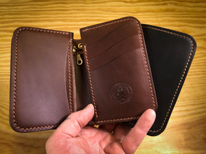 New Biker Westbound Wallet Zip - S