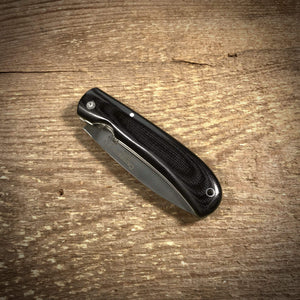 Forester Knives Camper Pocket Knife Carbon steel XC75