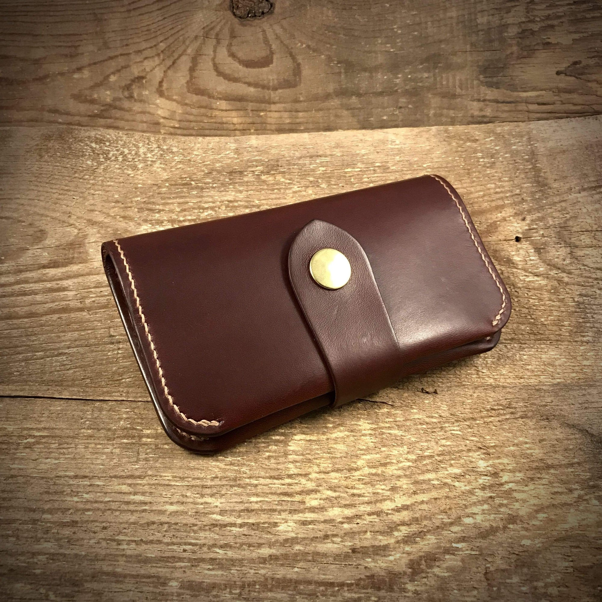 TexuCrafts Accessories Honey Leather Tobacco Pouch