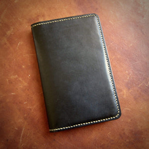 TexuCrafts Accessories Leather cover / wallet for field notes booklets and passport