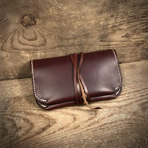 TexuCrafts Accessories Leather Tobacco Pouch
