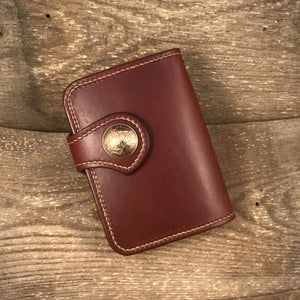 New Biker Wallet Zip - S