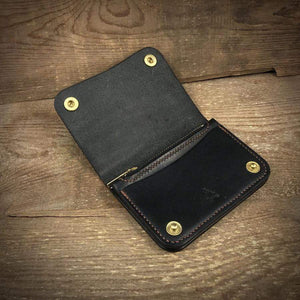 TexuCrafts Trucker Wallet Classic Trucker Wallet - S with Zip