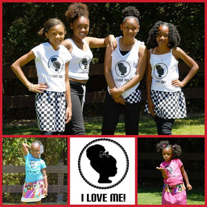I Love Me! Motivating our girls to teach them Self-Love