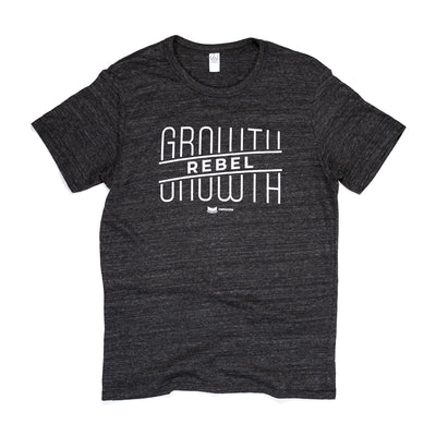 Growth Rebel Crewneck T-shirt