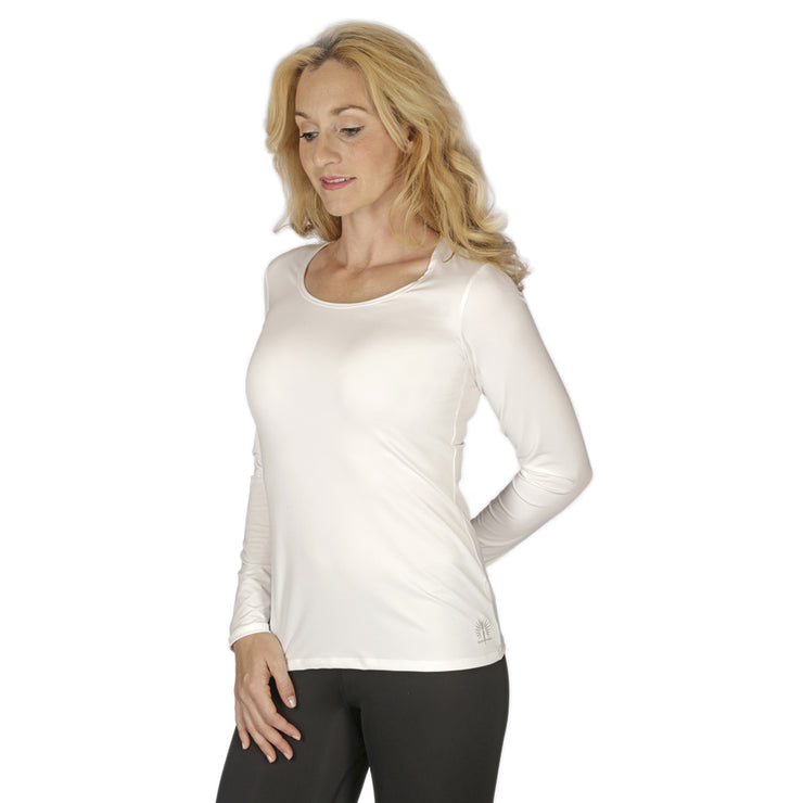 Cybersilk Classic Scoop Neck