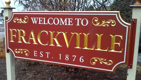 Welcome to Frackille, PA!