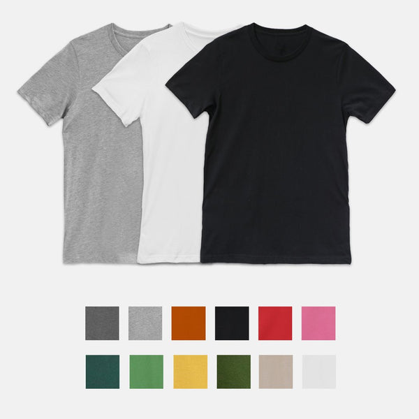 BELLA CANVAS UNISEX TEE-PM