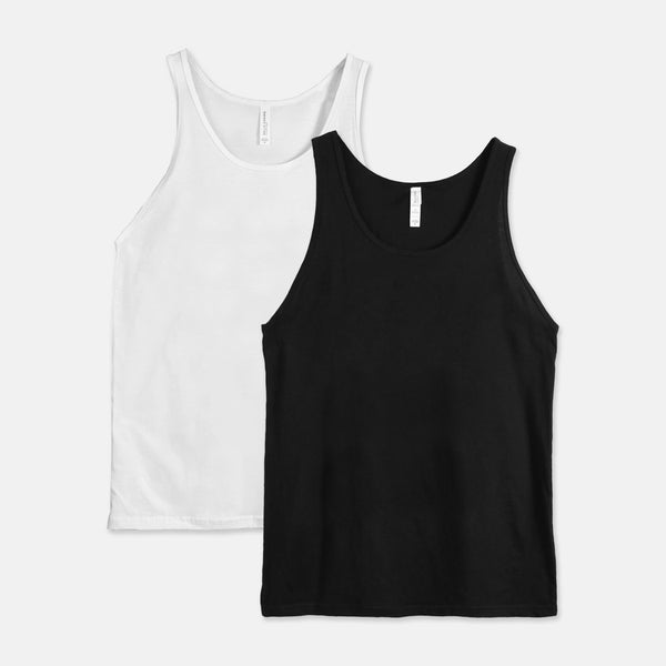 Bella Canvas Unisex Jersey Tank-PM