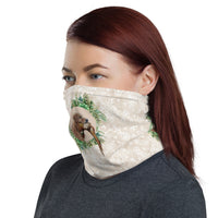 Neck Gaiter Golden Retriever Pheasant