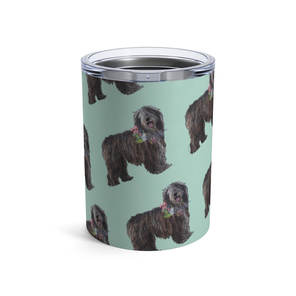 Tumbler 10oz Bergamasco Sheepdog