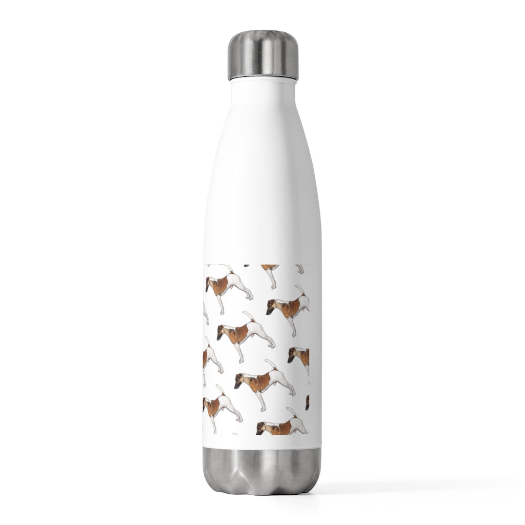 20oz Insulated Bottle Smooth Fox Terrier