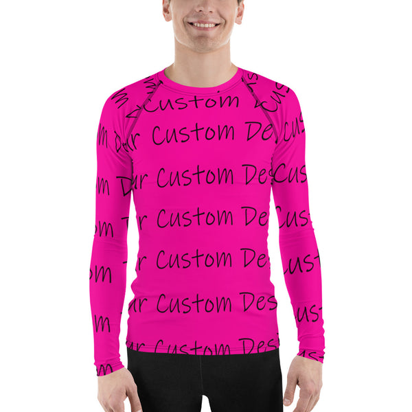 All Over Print Men's Rash Guard