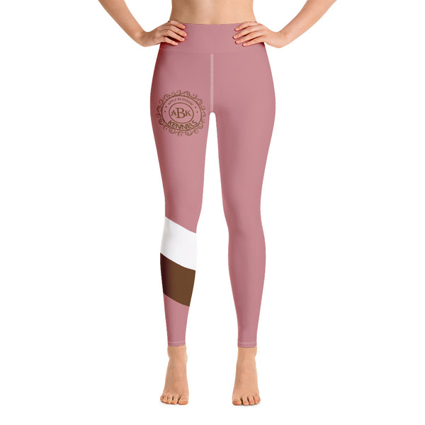 ABK Logo Yoga Leggings