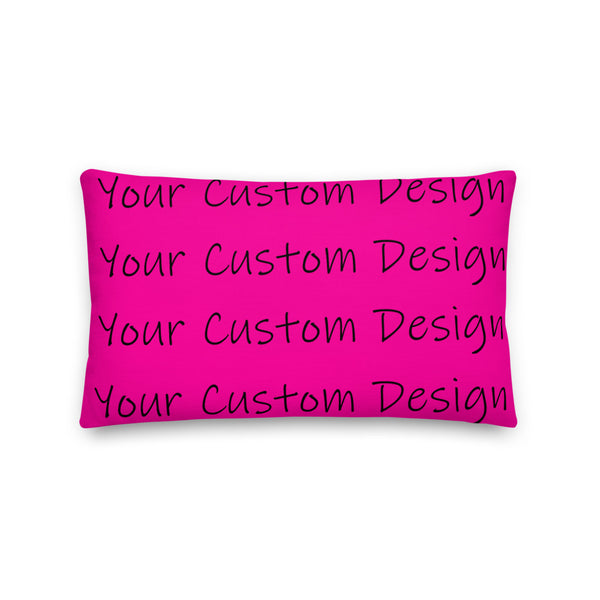 All Over Print Premium Pillow