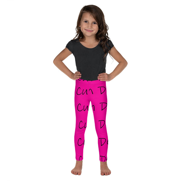All Over Print Kid's Leggings