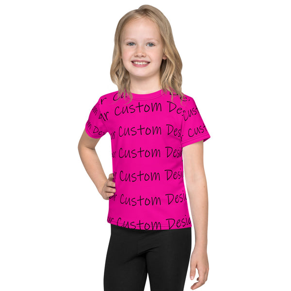 All Over Print Kids T-Shirt