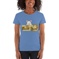 Women's short sleeve t-shirt (many colors)