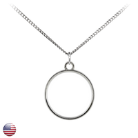 Necklace - Standard Coin-TL