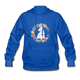 Bedlington Terrier Women's Hoodie - royal blue