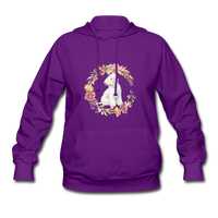 Bedlington Terrier Women's Hoodie - purple