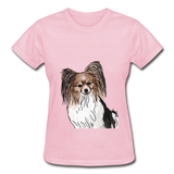 Custom Gildan Ultra Cotton Ladies T-Shirt - light pink