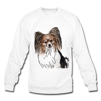 Custom Crewneck Sweatshirt - white