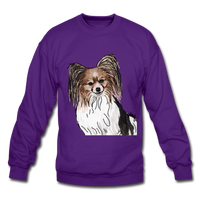 Custom Crewneck Sweatshirt - purple