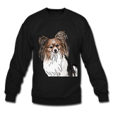 Custom Crewneck Sweatshirt - black