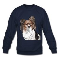 Custom Crewneck Sweatshirt - navy