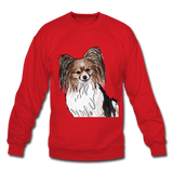 Custom Crewneck Sweatshirt - red