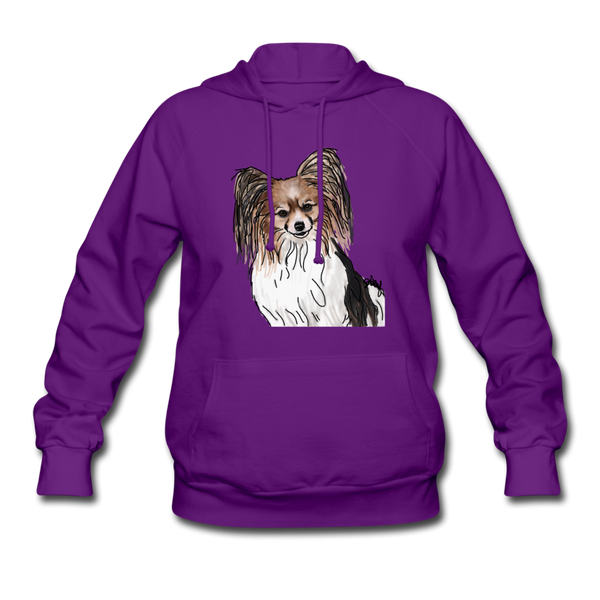 Custom Women's Hoodie - purple