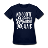 Women's T-Shirt - navy