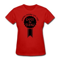 Women's T-Shirt - red