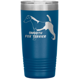 Smooth Fox Terrier 20ox Tumbler